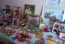 выставка декоративно - прикладного творчества